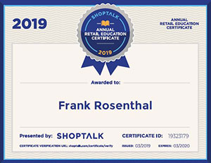 certificat shoptalk